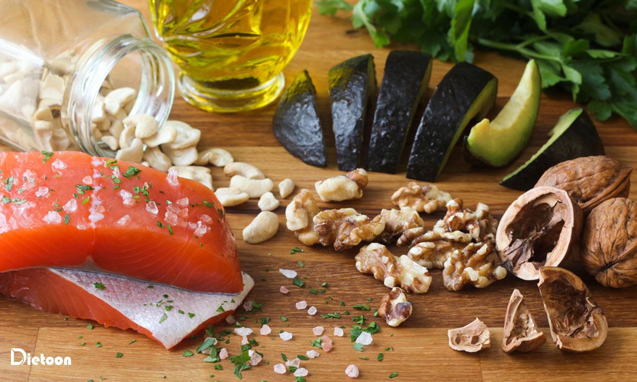 مواد غذای ضد التهاب