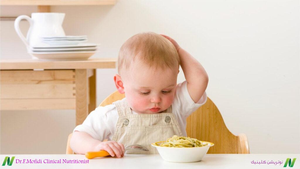 کودکان نوپا چه نوع غذاهایی را ترجیح می دهند