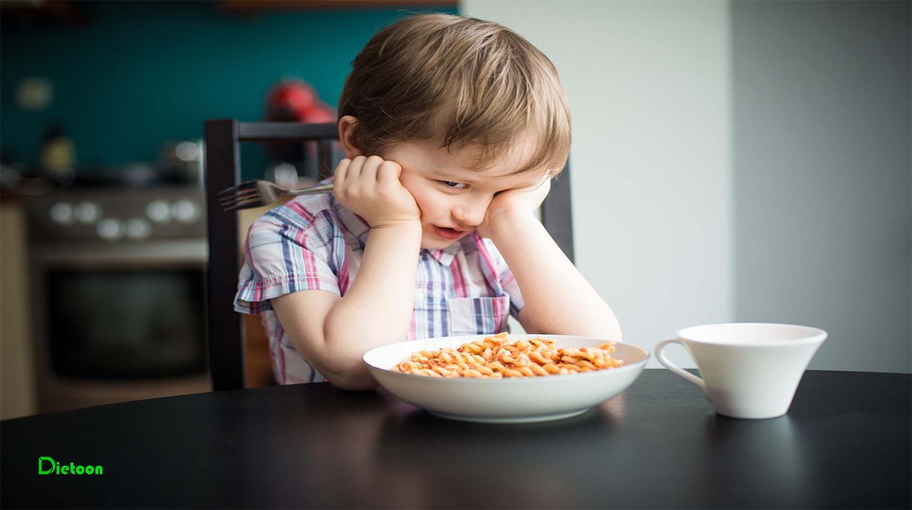 بد غذایی کودک در شرایط خاص