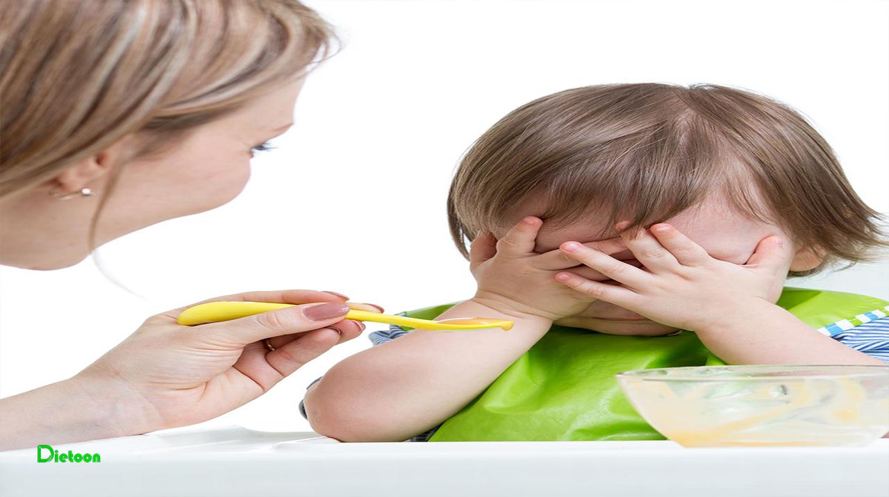 بدغذایی کودک نباید سبب تأخیر در رشد شود