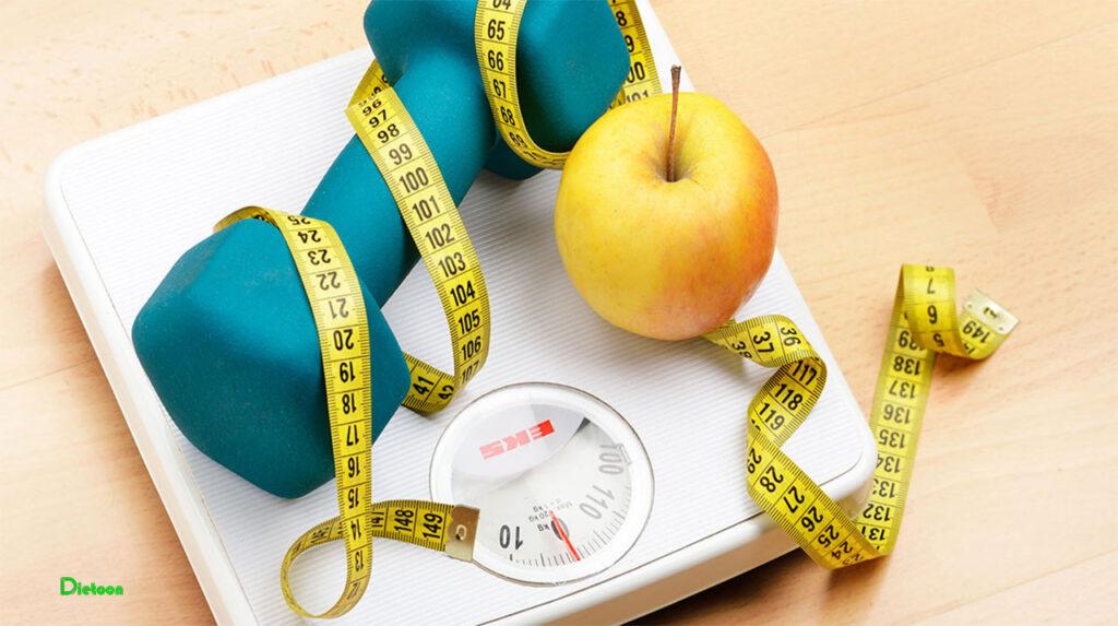 کنترل وزن و اهمیت آن در تغذیه
