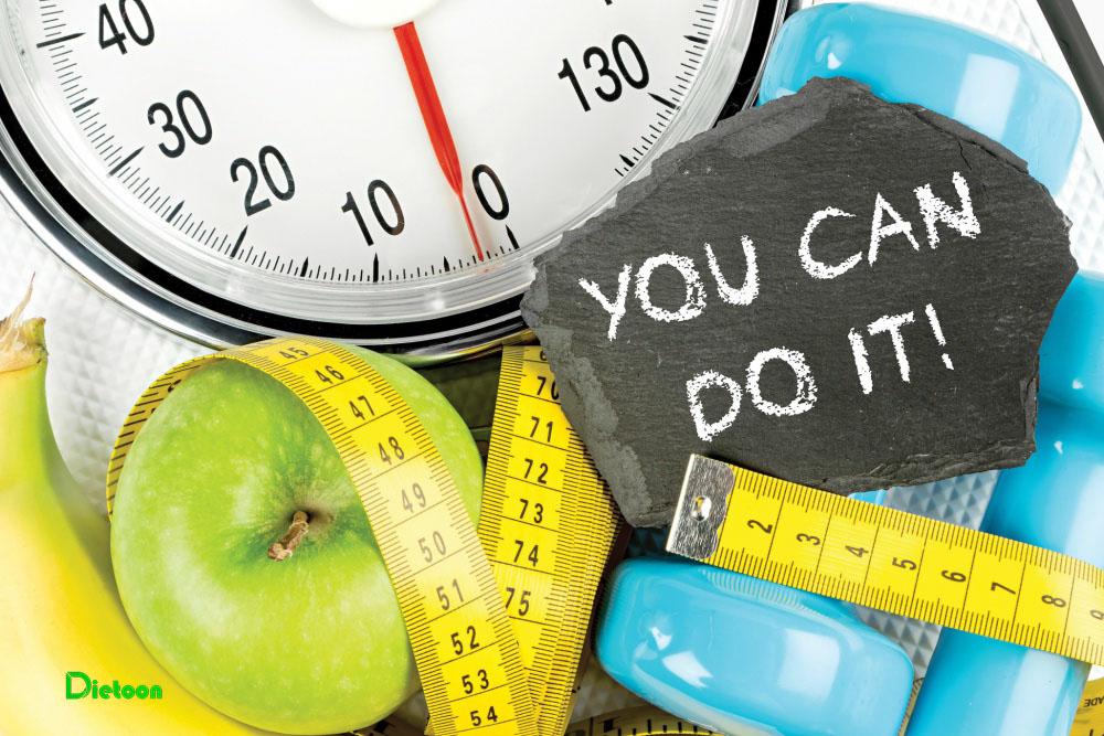 چه چیزی وزن را کنترل می کند