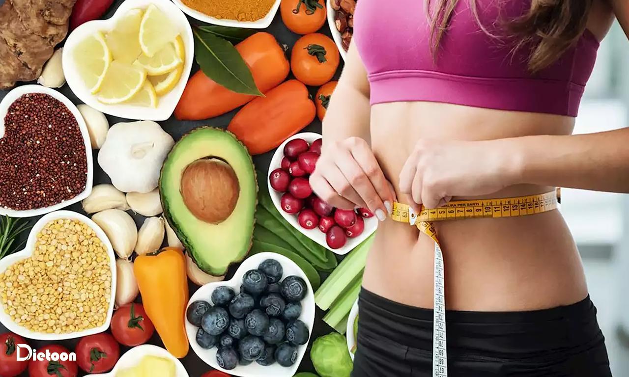 فیبر ها و کاهش وزن