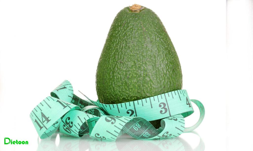 خوردن آووکادو در کاهش وزن کمک موثر است