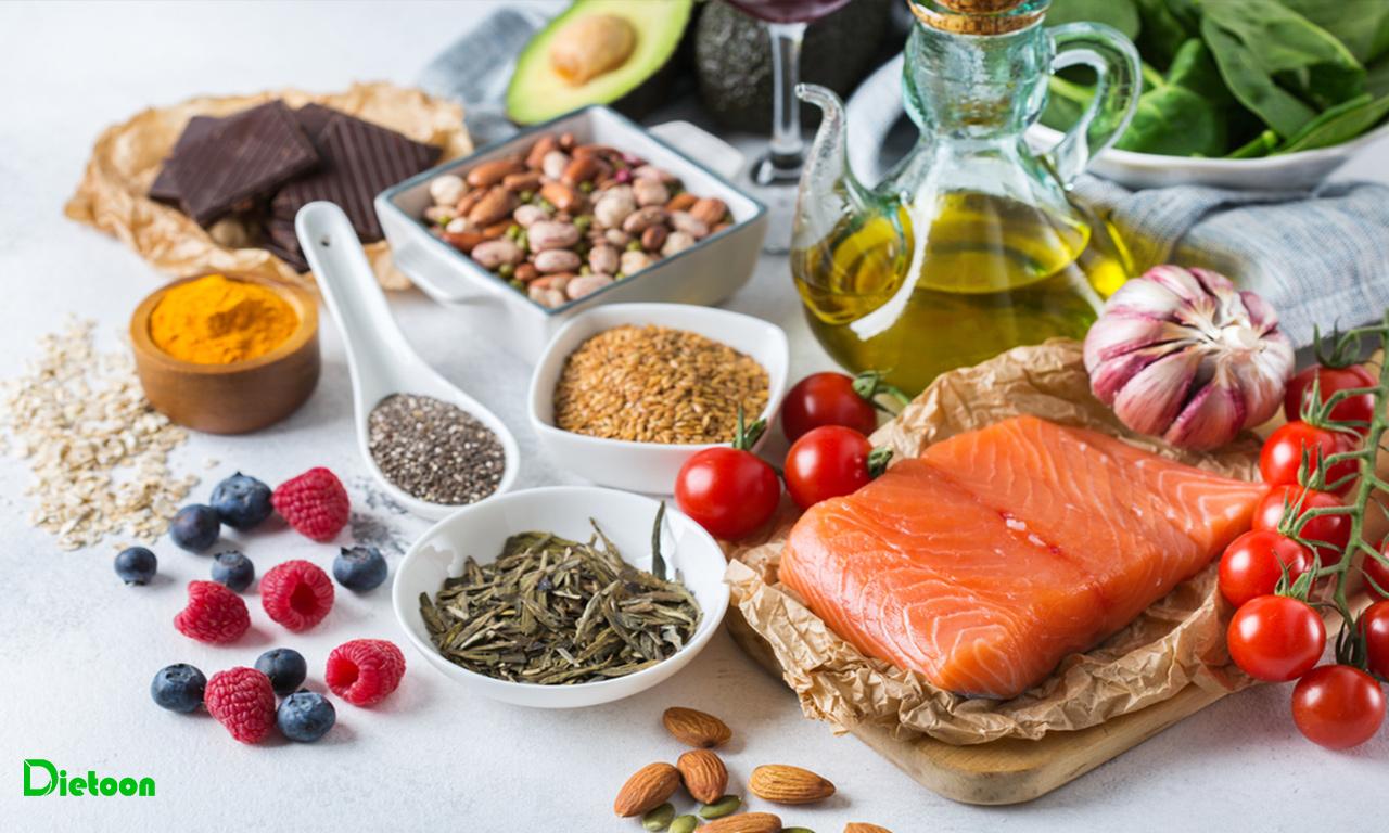 فرمول غذایی خاصی جهت جلوگیری از سرطان روده بزرگ