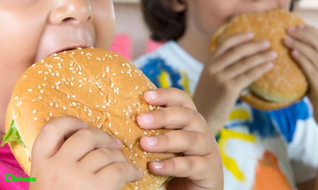 خوراکی های خطرناک در زنگ ورزش کودکان