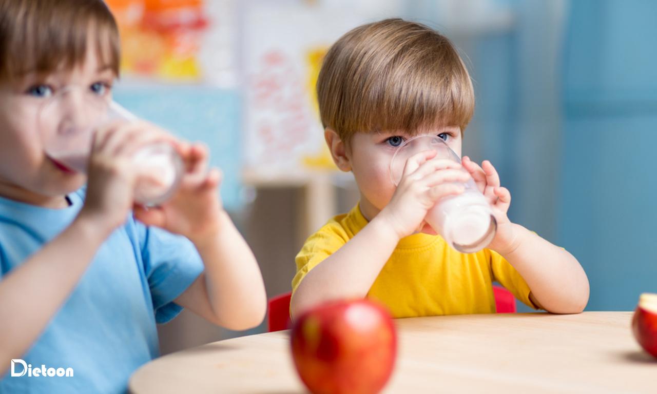 مهمترین نیازهای تغذیه ای کودک کدامند؟