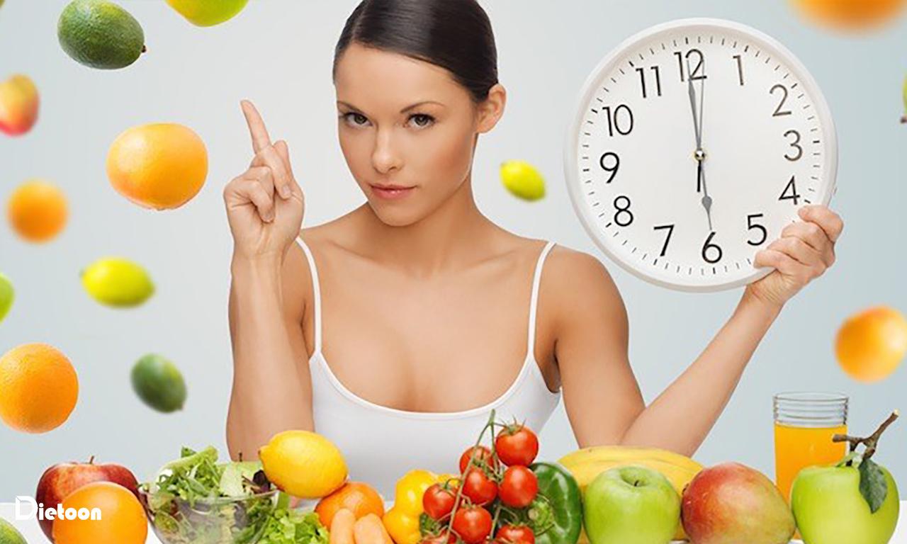 تأثیر رژیم روزهداری متناوب در کاهش وزن