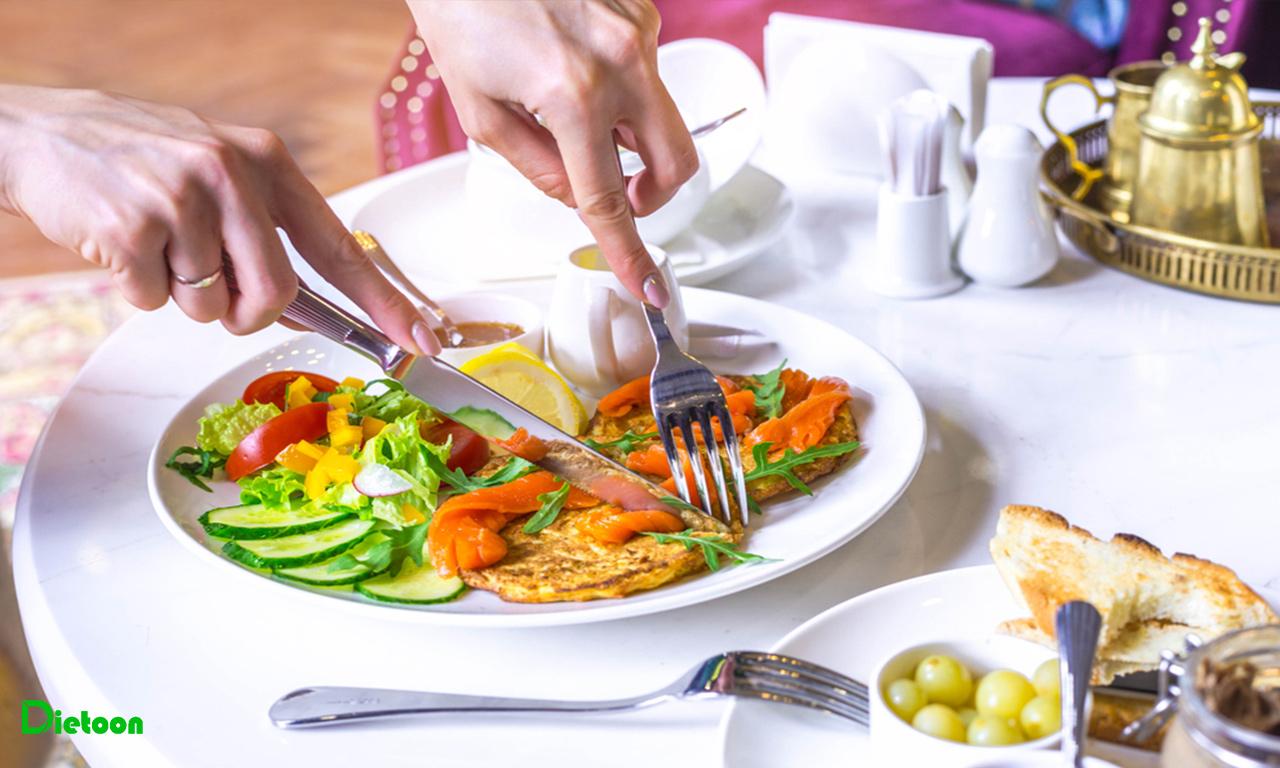 تغذیه در سرطان روده بزرگ