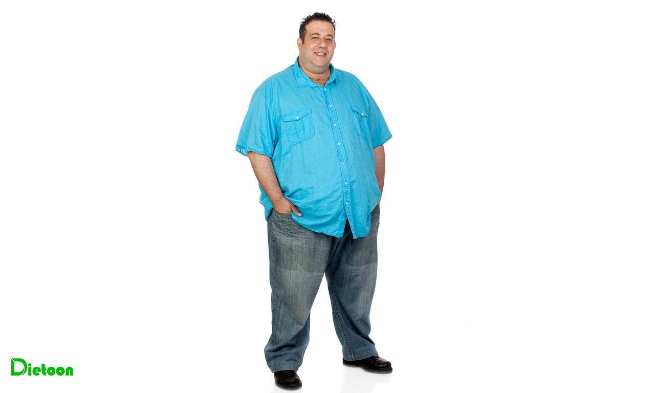 متابولیسم پایین علت چاقی مفرط