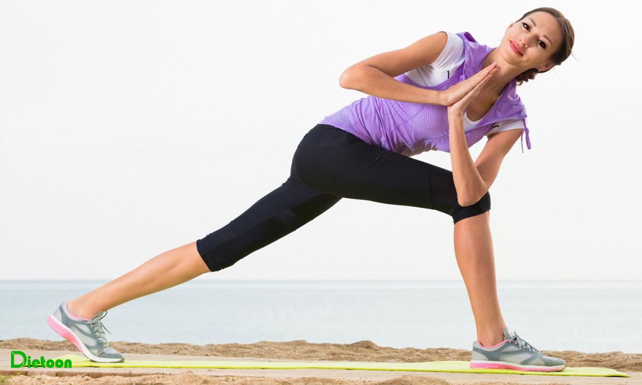 عادات سالم برای جلوگیری از استرس