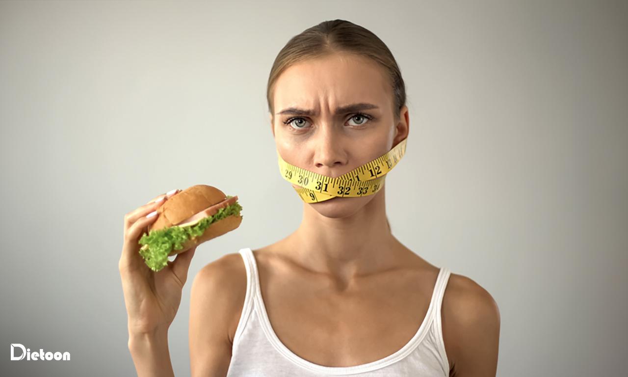 متابولیسم بالا علت لاغری مفرط
