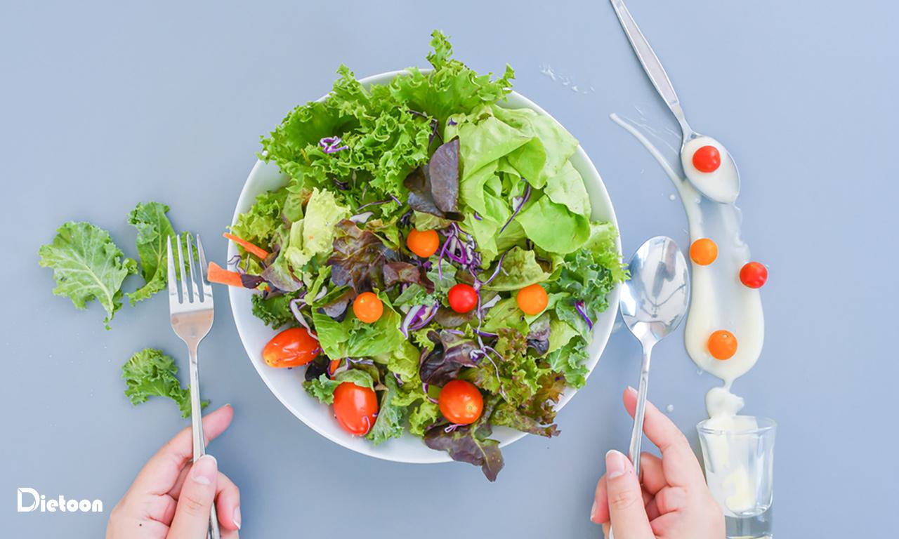 به منظور کاهش وزن کالری را کاهش دهید