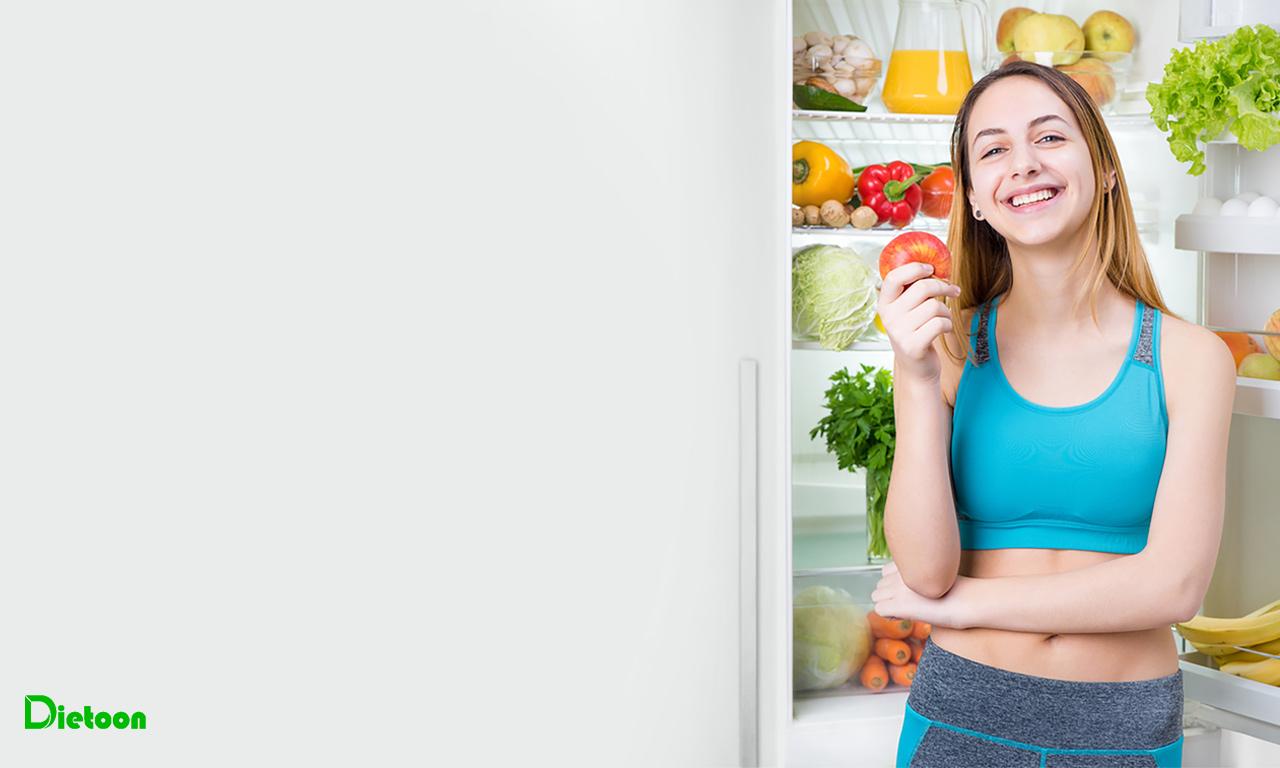 محدودیت قدرت اراده در زمینه کاهش وزن