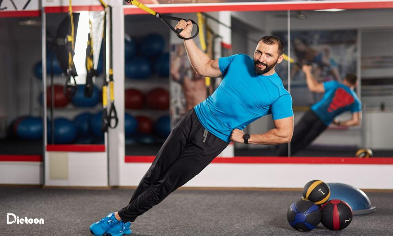 ورزش و تعادل آنتی اکسیدانی سلول های بدن