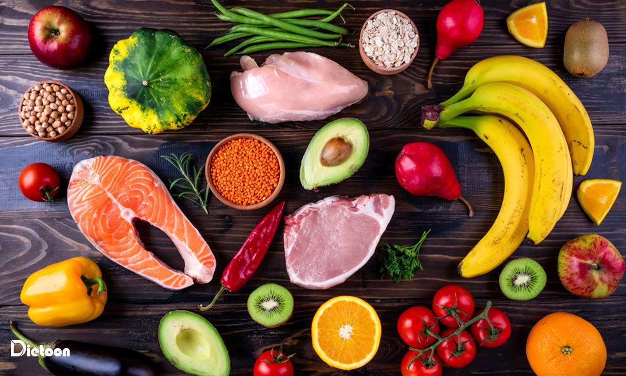 در دسترس بودن مواد غذایی و عملکرد سیستم ایمنی بدن
