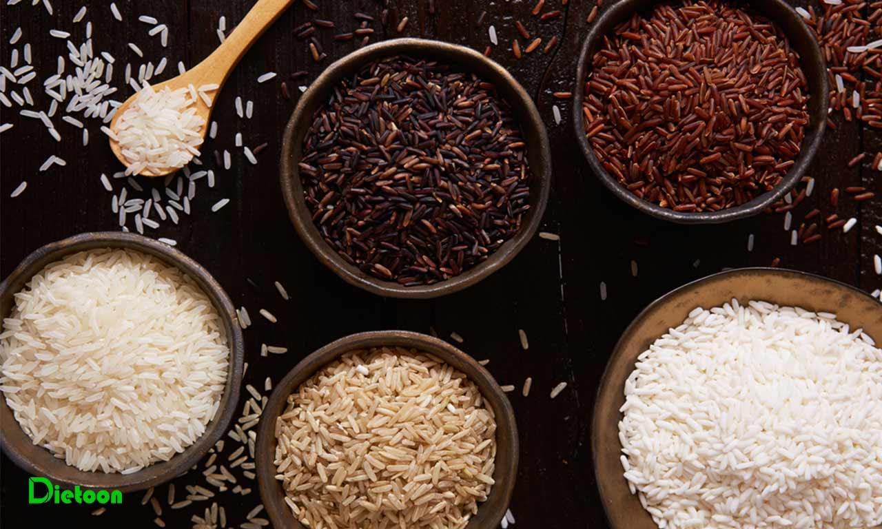 انواع مختلف برنج، میزان چاق کنندگی آن را تعیین می کنند