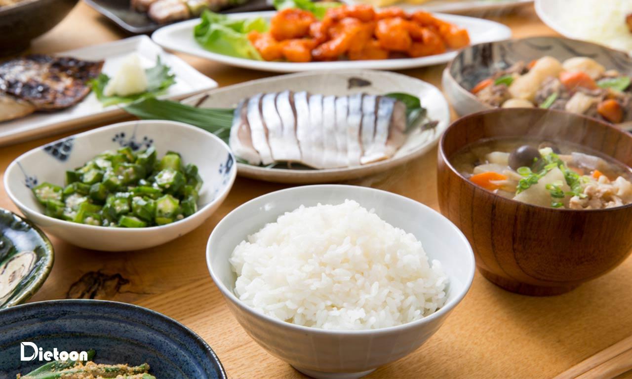 بسته به اندازه وعده غذایی ، برنج هم می تواند موجب لاغری باشد و هم چاق کننده