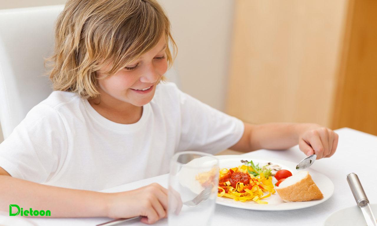 نکات کلیدی تغذیه برای کودکان بیش فعال