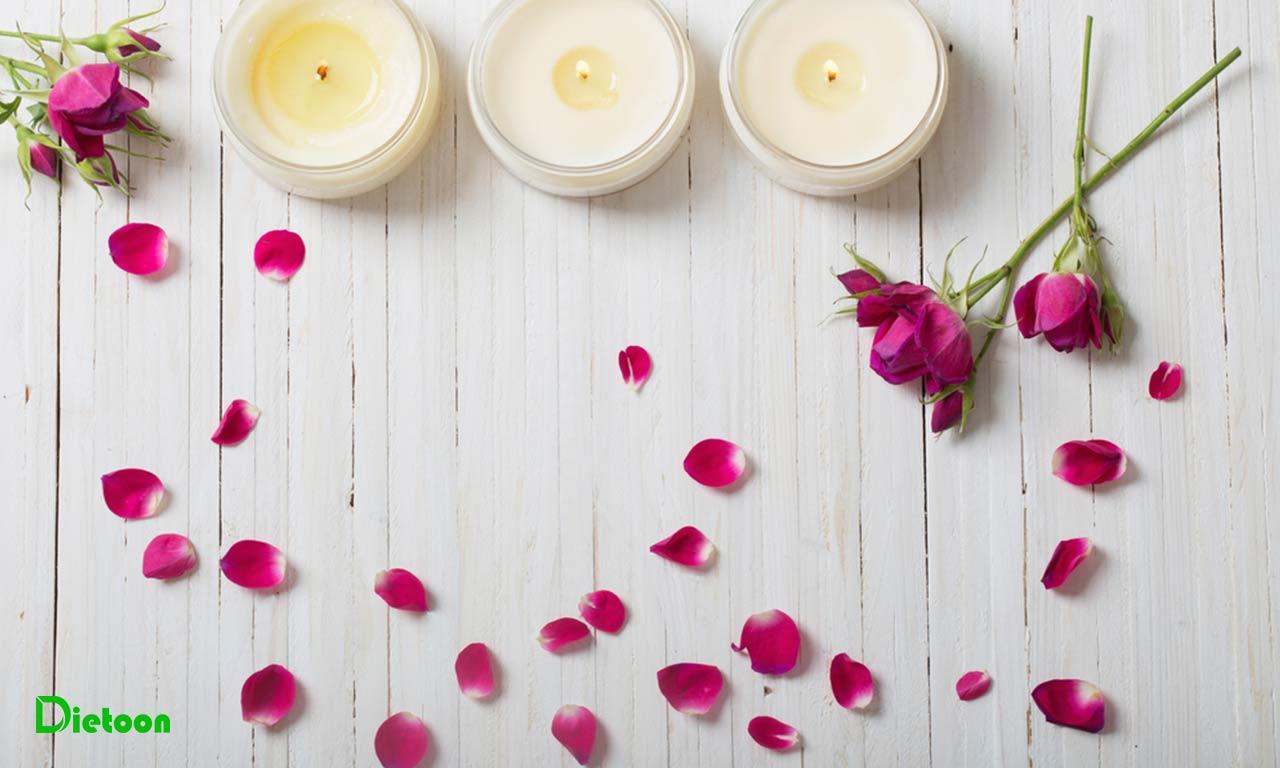مهم ترین اثرات گزارش شده گلبرگ های گل سرخ و گلاب
