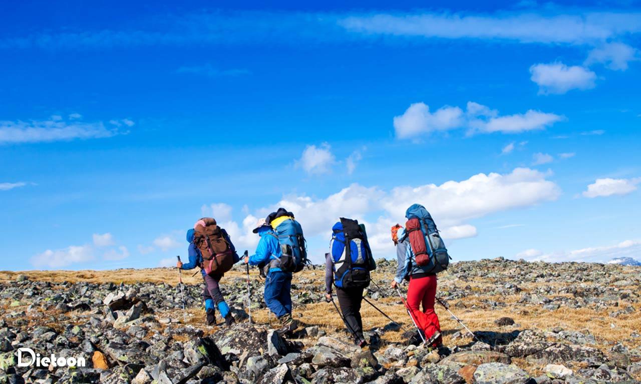 کوهنوردان حرفهای ضرورت مصرف اکسیژن با شیب صعودی