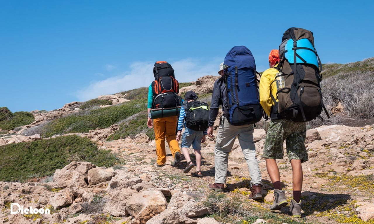 کوهنوردی و رفاز ریکاوری