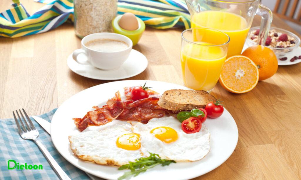 بهترین صبحانه برای یک روز بهتر