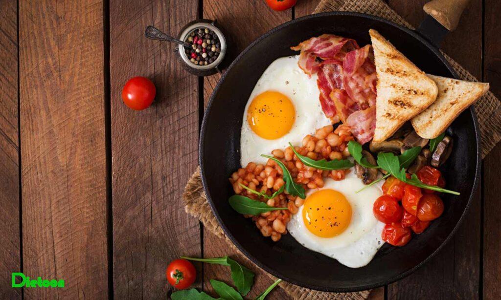 صبحانه های پروتئینی را بشناسید