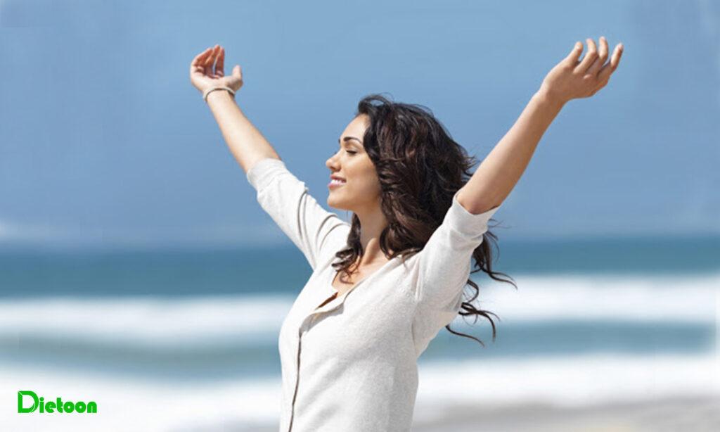 کمک به تعادل هورمونی بانوان