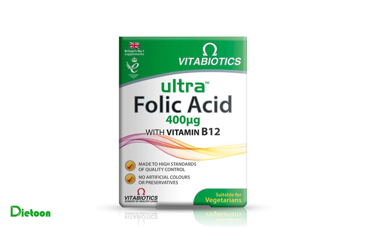 ویتامین ب 12 و اسید فولیک