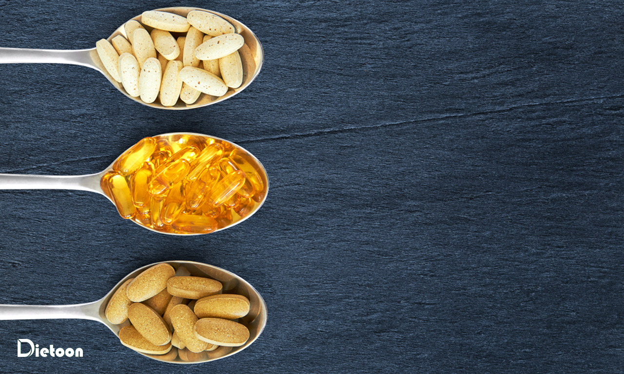 کدام نوع از مولتی ویتامین ها را باید انتخاب کنیم