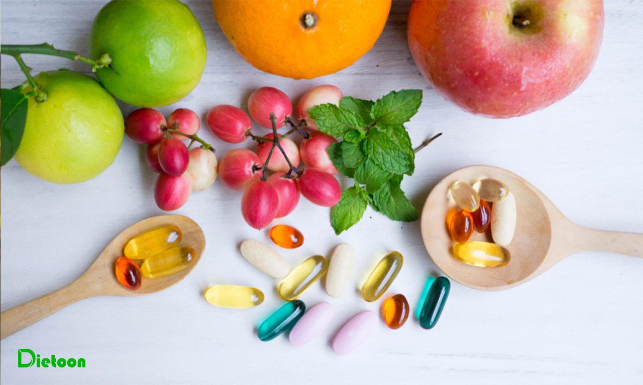 بهترین راه برای مصرف مولتی ویتامین ها چیست؟