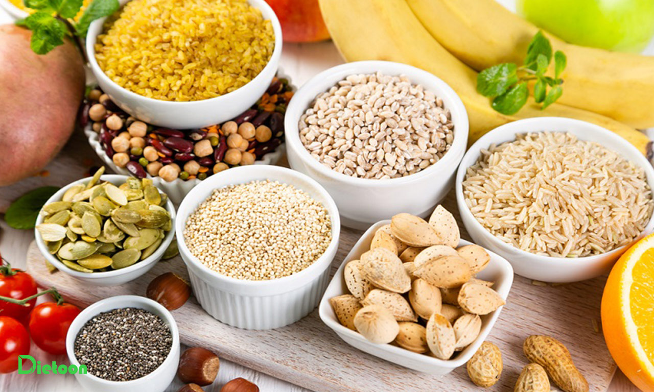 فیبر دقیقاً چیست و به طور کلی ، چه مواد غذایی حاوی این کربوهیدرات هستند؟