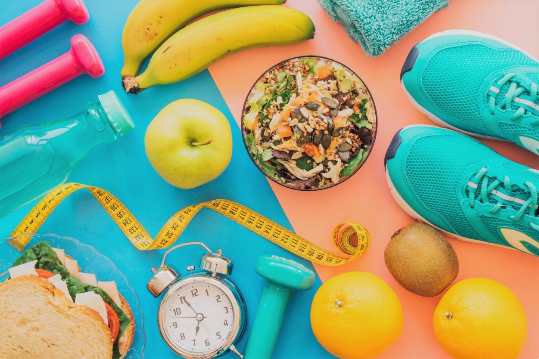 با وجود رژیم غذایی باید ورزش کرد